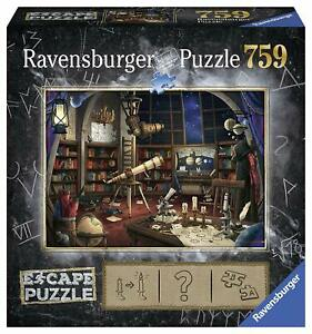 Ravensburger Escape Puzzle Space Observatory 759pc Mystery Jigsaw