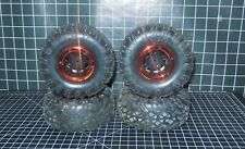 HSP 18072-Pre-Mounted Tire Set Upgrade Spare Part New Take Offs