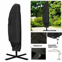Ampelschirm-Schutzhülle Abdeckung Plane Schutzhaube Hülle für 3M Sonnenschirm