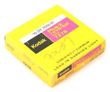 Kodak Plus-X 16mm 7276 Reversal Film, 100 ft. (Double Perf)