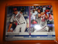 NATIONALS COMP TEAM SET, SERIES 1, 2 & UPDATE (26 CARDS), 2019 TOPPS BASEBALL