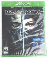 New, Sealed Dishonored 2 (Microsoft Xbox One) - FAST FREE SHIPPING