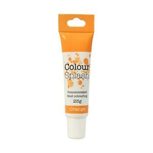 Concentrated Food Colouring Orange By Colour Splash Cake Decoration