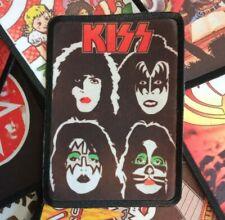 * KISS * patch,rare,rock,metal,sew,merch,gun,crazy,monster,love,boom,kill,ace