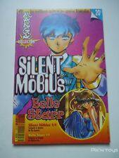 Magazine Manga Collector Silent Möbius N°4 [ Version Française ]