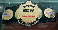 ECW World Television Wrestling Replica Championship Adult Size Belt