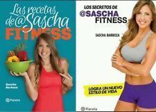 Combo- Secretos De @sascha Fitness 2015/ Las recetas de Sascha - Version Español