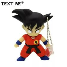 PENDRIVE 16GB USB FLASH 2.0 DRAGON BALL GOKU ENVIO gratis