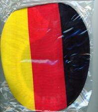 3 Paar Deutschland Autospiegelfahnen 2er Universal Set Fussball Auto Spiegel ...