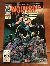 Wolverine 1# comic (1988) Marvel