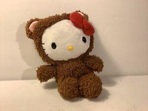 "Hello Kitty Teddy Bear Costume 7"""