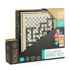 Seedling Design Your Own Marble Maze | A DIY Virtual Reality Adventure