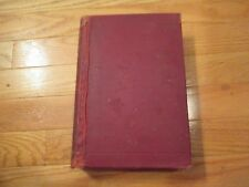 Massage manual treatment remedial movements 1913 HC Book