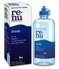 Bausch & lomb Renu Fresh Multi-purpose solution(355 ml) -Removes Protein Daily