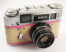 FED 4 Russian Leica Copy Camera INDUSTAR-61 L/D Lens EXCELLENT #106096