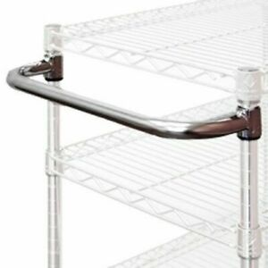 """Handle for Chrome Wire Shelving 450mm 18"""""""