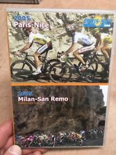 2005 Paris-Nice/Milan-San Remo(2xDVD UK)World Cycling Julich Petacchi