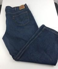 Mens Levis 550 Relaxed Fit Jeans Size 52x32 (Measures 51x32)  J775