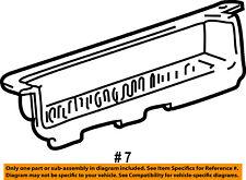 FORD OEM 99-14 E-350 Super Duty-Door Sill Plate F7UZ1513228AAB