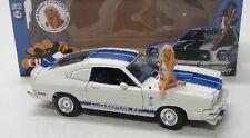 Ford Mustang II cobra (3 Ángel para Charlie) con personaje/GreenLight 1:18