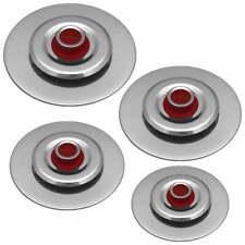 4 Coperchi Antiodore Cooker Ventur Magic in Acciaio Inox 22, 26, 30, 34 Cm Ross