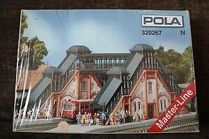 BNIB SEALED POLA 320267 MASTER LINE N GAUGE FOOTBRIDGE BUILDING MODEL KIT