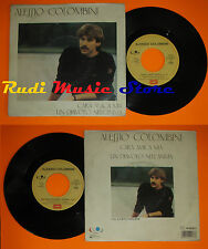 LP 45 7'' ALESSIO COLOMBINI Cara amica mia Un diavolo 1987 italy EMI cd mc dvd*