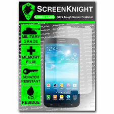 "Screenknight Samsung Galaxy Mega 6.3 ""I9200 front screen protector invisible"
