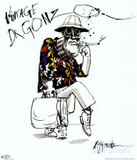 Fear And Loathing In Las Vegas Poster Print by Ralph Steadman, 24x28