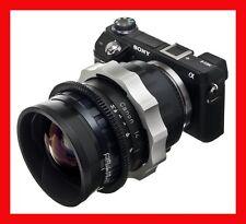 @ PRO Adapter SONY NEX Mount FS700 A7S NEX6 FS7 -> BNCR Mitchell Lens Baltar @