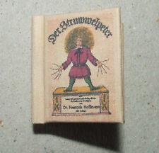 Dollshouse Miniature Book - Der Struwwelpeter
