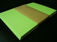 Ramette papier 80 feuilles de couleur vert pré jade A4