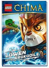 LEGO Legends of Chima: Löwen gegen Krokodile   Buch   NEU