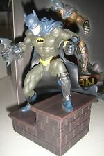 DC-DIRECT BATMAN  MINI-STATUE SIMON BISLEY  & WILLIAM PAQUET 2001 MIB!! Robin