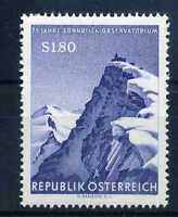 AUTRICHE - 1961, timbre 931, Observatoire, neuf**