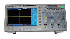 "Hantek DSO5102P Digital Oscilloscope 100MHz 2CH 1GSa/s 7"" TFT Record length 40K"