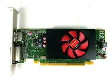 Dell AMD Radeon R5 1GB PCI-E DVI & Display Port Graphics Card 7W12P