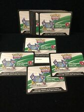 ***Pokemon Dragon Majesty 15 Unused Online Booster Pack Codes ***