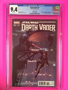 Star Wars Darth Vader  #  3  Larroca Variant 1st Doctor Aphra  GORGEOUS  HOT KEY