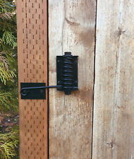 Flat GATE SPRING CLOSER, self closing adjustable spring for flat gates