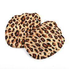 Soft Shoes Pad Anti-Slip Sole High Heel Foot Cushions Forefoot Leopard Print Hot