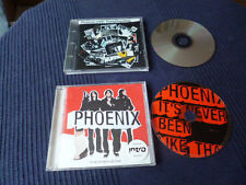 2CD Phoenix Thirty Days Ago (LIVE 2004) & It's Never Been Like That (2006) 20Tr