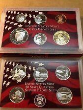 2005 US Mint Silver Proof Set