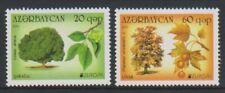 Azerbaijan - 2011, Europa, Forests set - MNH - SG 787/8