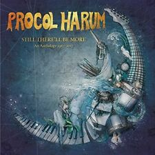 Procol Harum - Still There'll Be More: An Anthology 1967-2017 [New CD] Rmst, Wit