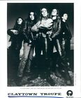 1996 British Alternative Rock Band Claytown Troupe Christian Riou Press Photo