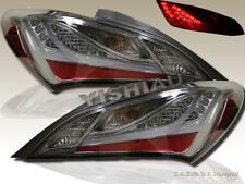 For 2010-2013 Genesis Coupe 2Door Smoke LED Tail Lights