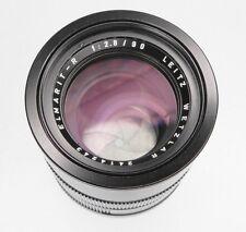 Leica 90mm f2.8 Elmarit-R 2 cam  #2414243