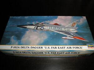 1/72 F-102A Delta DAGGER USAF Far East AF by Hasegawa