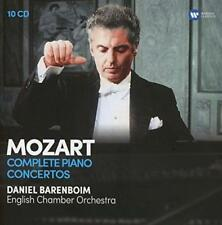 Daniel Barenboim - Mozart: The Complete Piano Concertos (NEW CD SET)